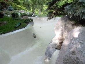 bassin epoxy